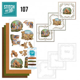 Stitch and do 107 - kit...