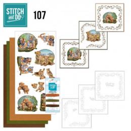Stitch and do 107 - kit...