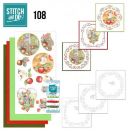Stitch and do 108 - kit...