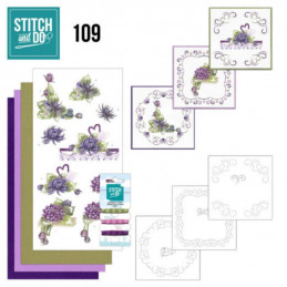 Stitch and do 109 - kit...