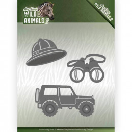 Die - ADD10175 - Wild Animals 2 - Safari