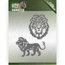 Die - ADD10177 - Wild Animals 2 - Lion