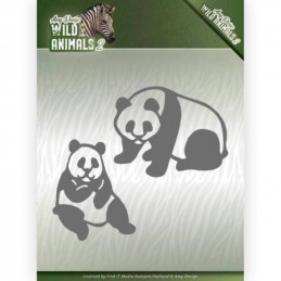 Die - ADD10180 - Wild Animals 2 - Panda