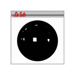 Yeux plastiques sécurité 4.5mm Oeil rond noir