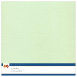 Papier Scrap 30.5x30.5 cm uni Vert clair la feuille