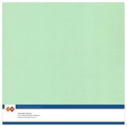 Papier Scrap 30.5x30.5 cm uni Vert moyen la feuille