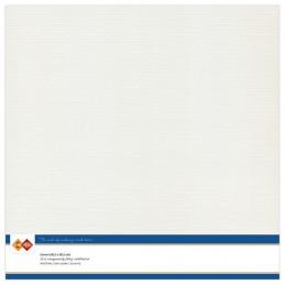 Papier Scrap 30.5x30.5 cm uni Gris clair la feuille