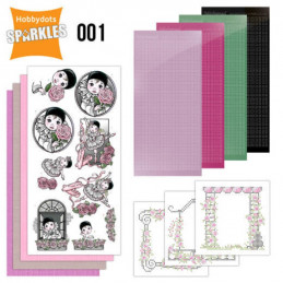 Kit Sparkles Set 1 Pierrot
