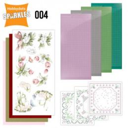 Kit Sparkles Set 3 - Fleurs