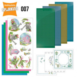 Kit Sparkles Set 7 - Jardinage