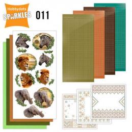 Kit Sparkles Set 11 - Afrique