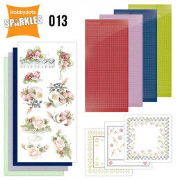 Kit Sparkles Set 13 -Fleurs d'été