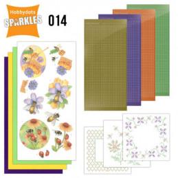 Kit Sparkles Set 14 - Abeilles