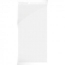 Hobbydots sticker Sparkles 01 Blanc