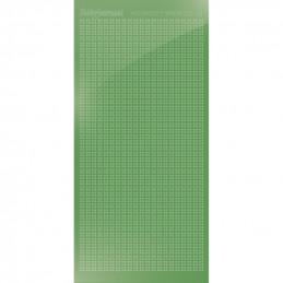 Hobbydots sticker Sparkles 01 Miroir Vert pomme