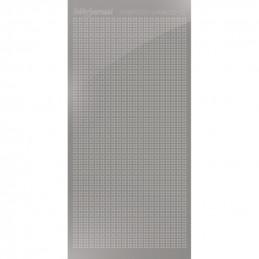 Hobbydots sticker Sparkles 01 Miroir Argent