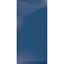 Hobbydots sticker Sparkles 01 Miroir Bleu