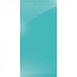 Hobbydots sticker Sparkles 01 Miroir Emeraude