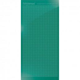 Hobbydots sticker Sparkles 01 Miroir Vert Noël