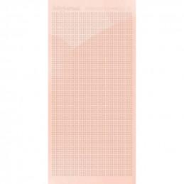 Hobbydots sticker Sparkles 01 Miroir Peau