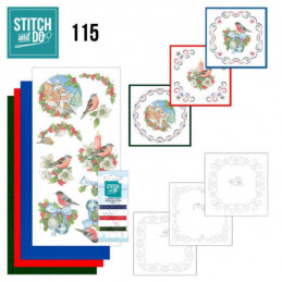 Stitch and do 115 - kit...