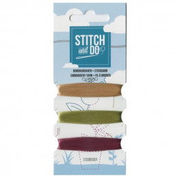 Fils à broder Stitch and Do n°01