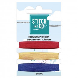 Fils à broder Stitch and Do n°03