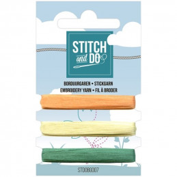 Fils à broder Stitch and Do n°07