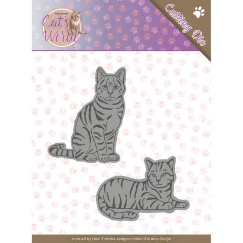 Die - ADD10187 -  Cats - Chats mignons