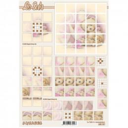 Carte 3D à découper - OUrson - 630187