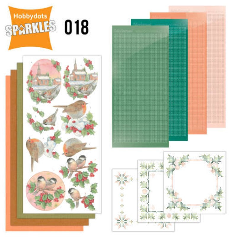 Kit Sparkles Set 18 - Joli Noël