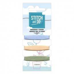 Fils à broder Stitch and Do n°09