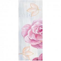 Image 3D - 1000809 - 20x50 - Rose fond bleu pastel