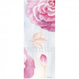 Image 3D - 1000811 - 20x50 - Rose fond bleu pastel