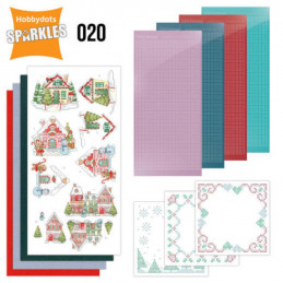 Kit Sparkles Set 20 - Doux Noël