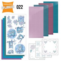 Kit Sparkles Set 22 - Noël c'est chouette