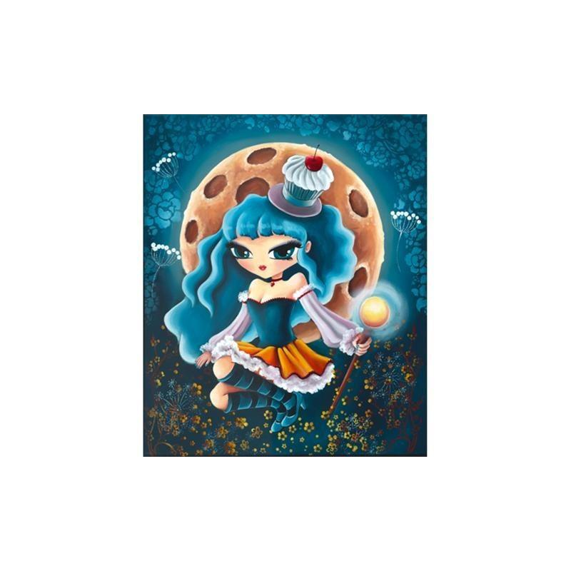Image pour tableaux 3D - GK3040023 - 30x40 - MISS CUP CAKE - Aux Bleuets Loisirs créatifs à Reims