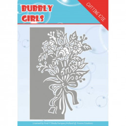 Dies - Yvonne Creations - Bubbly girls - Bouquet