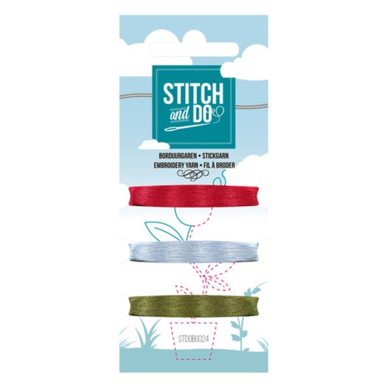 Fils à broder Stitch and Do n°24