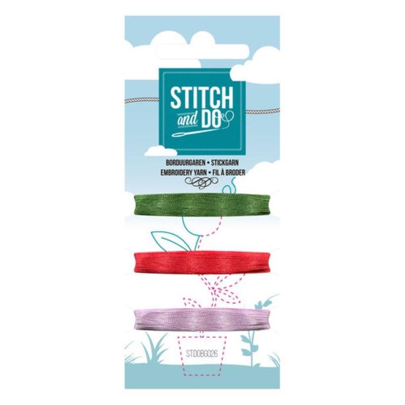 Fils à broder Stitch and Do n°26