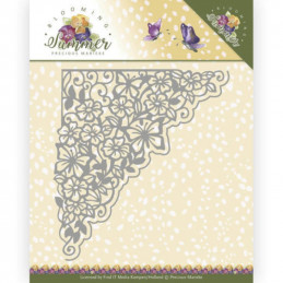 Die - PM10155 - Blooming summer - Coin fleuri