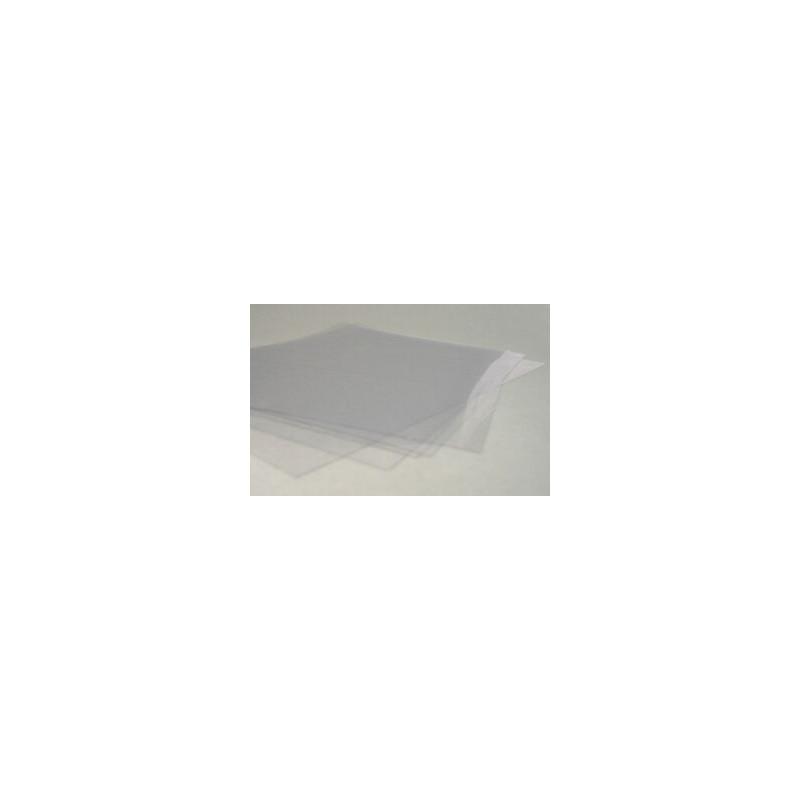 Transparent PVC 300 microns format A4 pour visière de protection