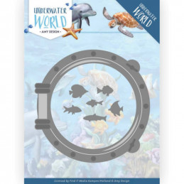 Die - ADD10210 - Underwater world - Hublot 10,8 x 10,6