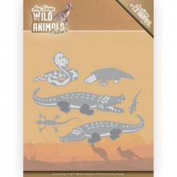 Die - ADD10206 - Wild Animals australie - Crocodiles
