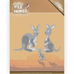 Die - ADD10209 - Wild Animals australie - Kangourous
