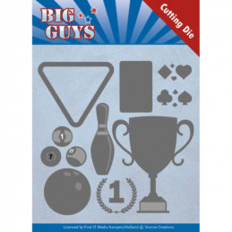 Dies - Yvonne Creations - Big guys - Jeux