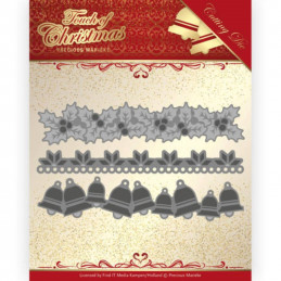 Dies - PM10186 - Touch of Christmas - Bordures de Noël