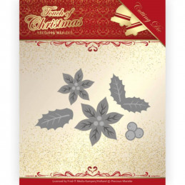 Dies - PM10187 - Touch of Christmas - Poinsettias