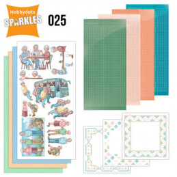 Kit Sparkles Set 25 - Vie active