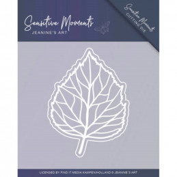 Die - Jeaninnes art - JAD10100 - Sensitive Moments - Feuille